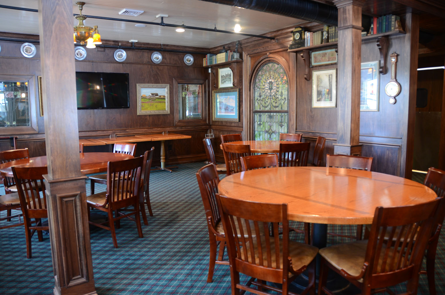 the oxford room – aristocrat pub & restaurant indianapolis